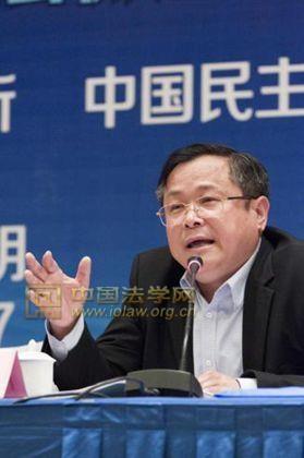 司法部法制宣传司原副巡视员,中华全国法制新闻协会原秘书长姚振怀
